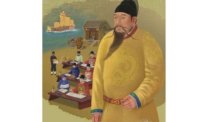Император Юнлэ — выдающийся император династии Мин