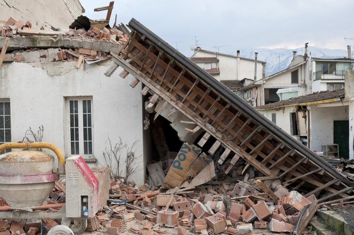 В Китае произошло два землетрясения