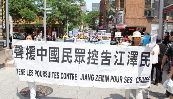 За полгода в Китае арестовали более 2,5 тысяч сторонников Фалуньгун