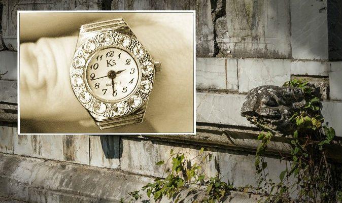 Загадочный артефакт: швейцарские часы внутри древней китайской могилы