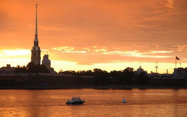 Рождение города на Неве — начало Российской Империи