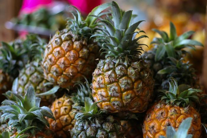 Исключительная польза ананаса