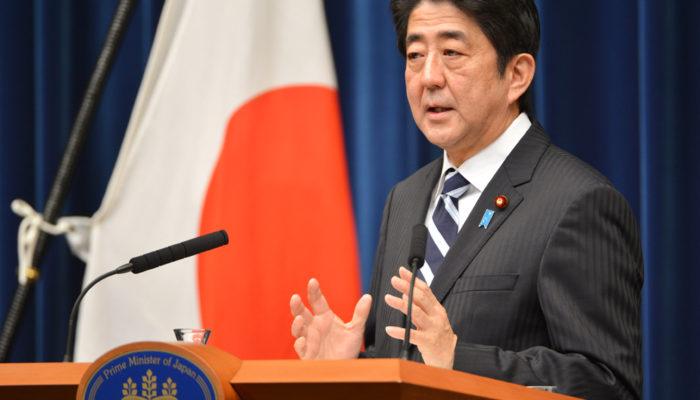 Синдзо Абэ извинился за действия Японии во Второй мировой