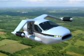 США, стартап Terrafugia, летающий электромобиль, аэромобиль