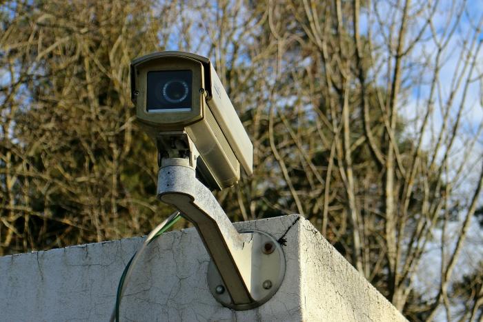 видеокамера, видеонаблюдение