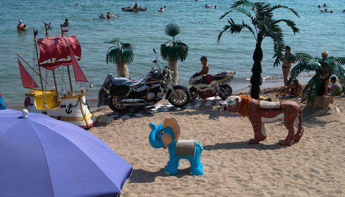 Из-за отсутствия инвестиций строительство курортов в Крыму отложено