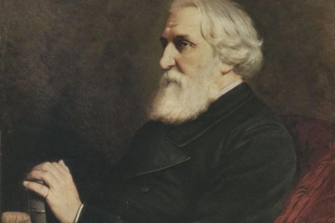 Портрет И.С. Тургенева. 1872. ГРМ. Перов. Фото: artclassic.edu.ru
