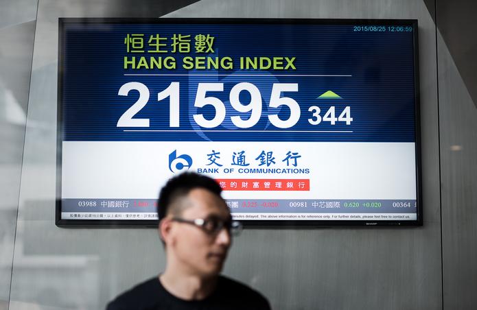 Финансы, фондовые рынки, Азия, Китай