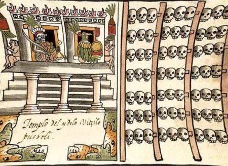 Aztec-skull-rack