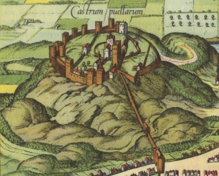 Braun__Hogenberg_Castrum_Puellarum_Edinburgh_Castle_c.1581-580x468