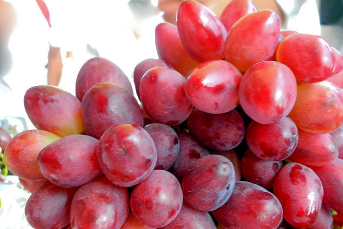 В Крыму прошёл фестиваль «Золотая гроздь винограда 2015». Фото: Алла Лавриненко/Великая Эпоха