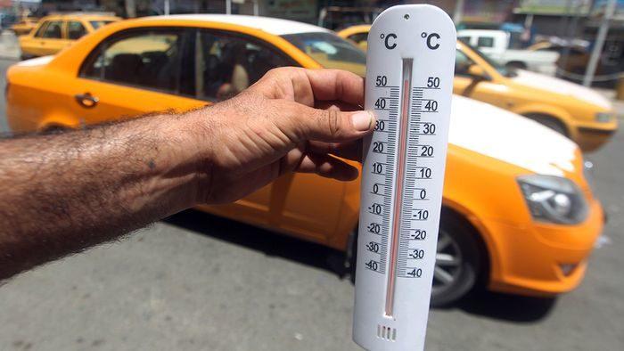 В Иране жара достигла 74 градусов по Цельсию