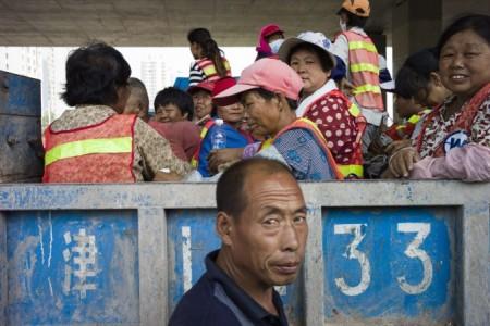 жертвы взрыва в Тяньцзине