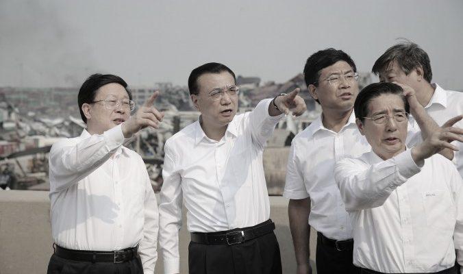 Глава китайского ведомства по безопасности на производстве арестован после взрывов в Тяньцзине