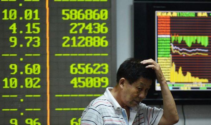 Китайские власти махнули рукой на биржу