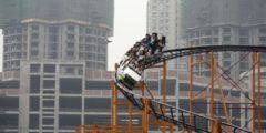 Китайская биржа ― это «американские горки», несущиеся вниз