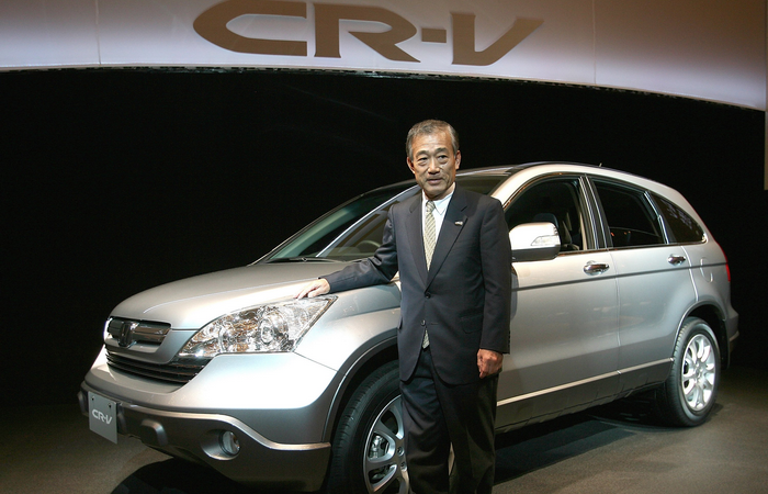 Honda CR-V, Honda