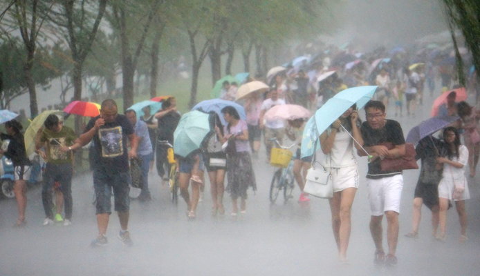 Мощный тайфун «Соуделор» приближается к Филиппинам