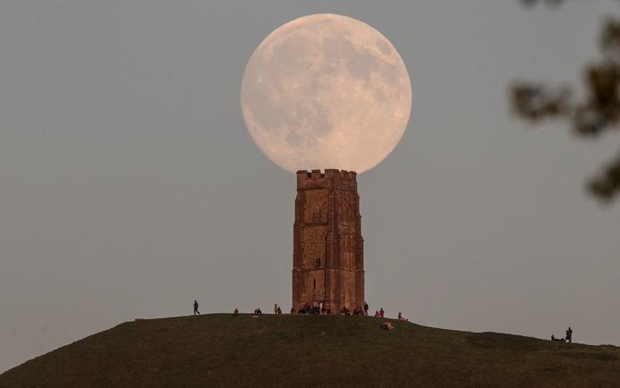 Луна, астрономия, космическое явление