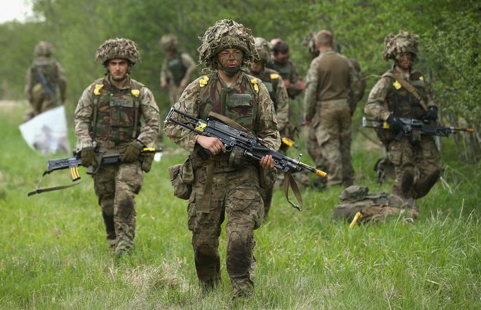 НАТО, учения, Европа, союзники