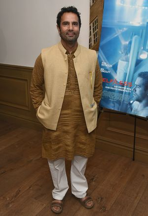 "NEW YORK, NY - JULY 07:  Director Tarsem Singh attends  ""SELF/LESS"" New York Screening at Crosby Street Hotel on July 7, 2015 in New York City.  (Photo by Dimitrios Kambouris/Getty Images)"