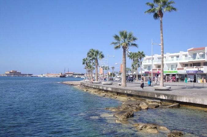 Пафос — один из самых древних городов на Кипре. Фото: commons.wikimedia.org