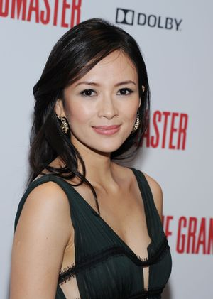 "NEW YORK, NY - AUGUST 13:  Actress Ziyi Zhang attends ""The Grandmaster"" New York Screening at Regal E-Walk Stadium 13 on August 13, 2013 in New York City.  (Photo by Ilya S. Savenok/Getty Images)"