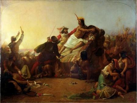 Pizarro-Seizing-the-Inca-of-Peru