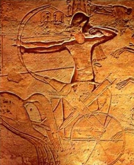 Ramses-II-at-the-Battle-of-Kadesh