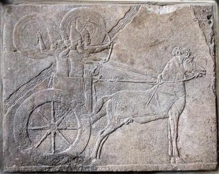 Scene-from-Ashurbanipal