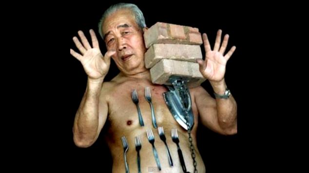 Человек-магнит. Фото: Youtube/Screenshot