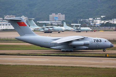 Xian_Y-20_at_the_2014_Zhuhai_Air_Show