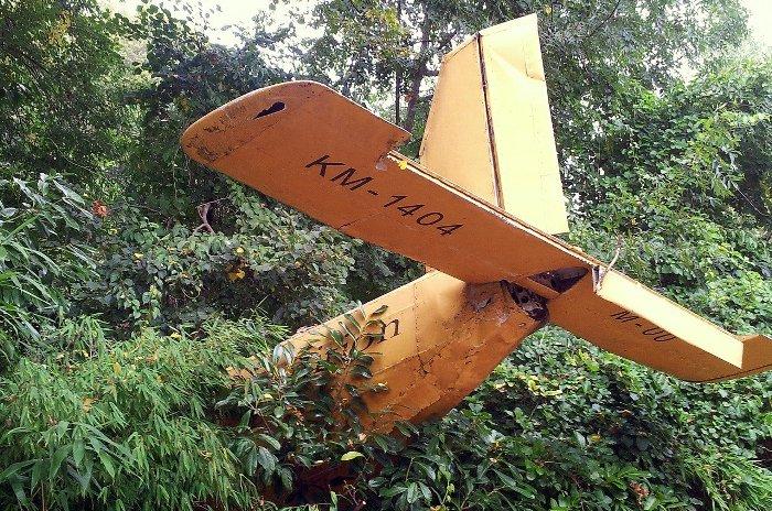 Обнаружены обломки пропавшего индонезийского самолёта