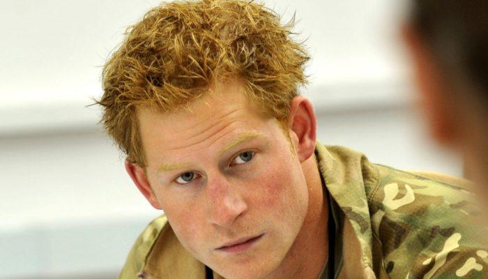 Принц Гарри принял участие в борьбе с браконьерами в ЮАР