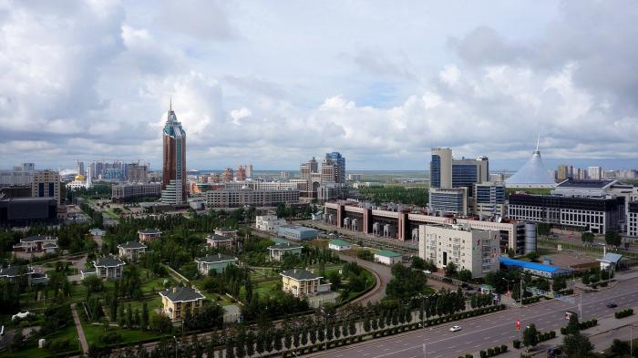 Снижение уровня инвестиций в экономику Казахстана