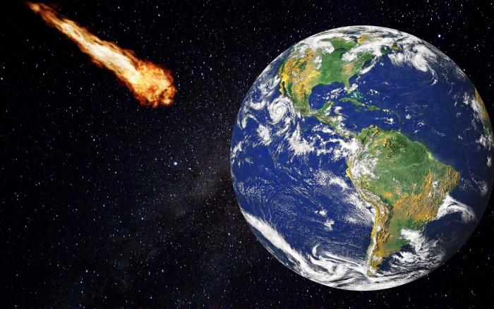 НАСА опровергает слухи об астероидной атаке