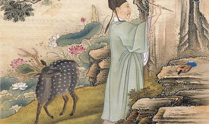 Идеальная осанка и правильные позы в китайской культуре