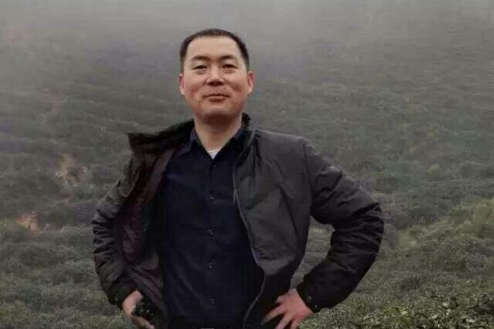 Похищенный властями в Китае адвокат Ли Чуньфу. Фото с epochtimes.com