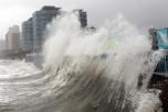 Тайфун «Гони» приближается к Владивостоку. Фото: novayagazeta-ug.ru