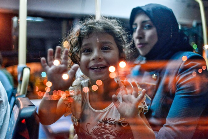 сирийские беженцы, мигранты, Сирия, Греция, Афины, фото дня