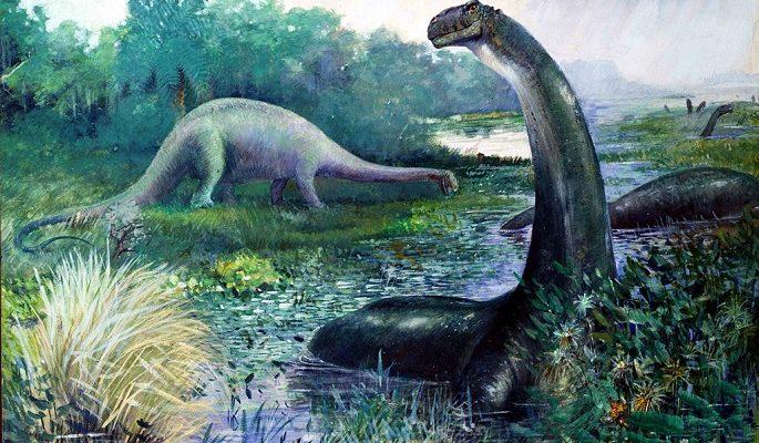 На Аляске жили полярные динозавры
