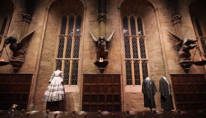 Для поклонников Гарри Поттера организуют рождественский ужин в Хоргвартсе