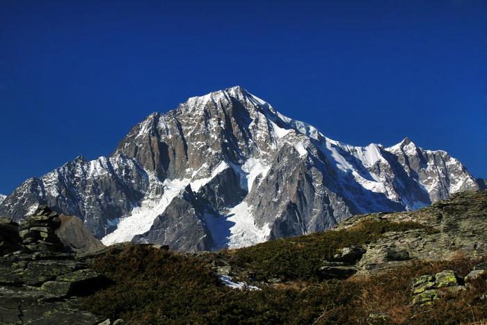 Самая высокая гора Европы уменьшается в размерах