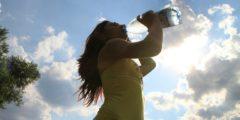 Эксперты напомнили о важности потребления воды