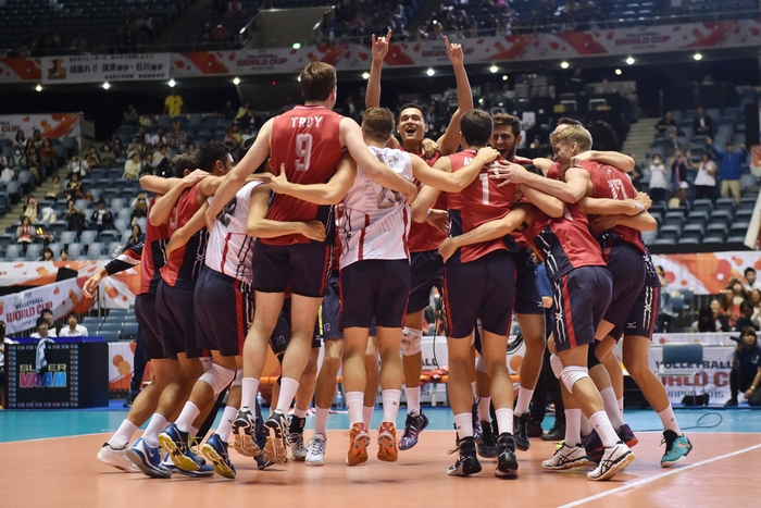 Фото:  Atsushi Tomura/Getty Images for FIVB