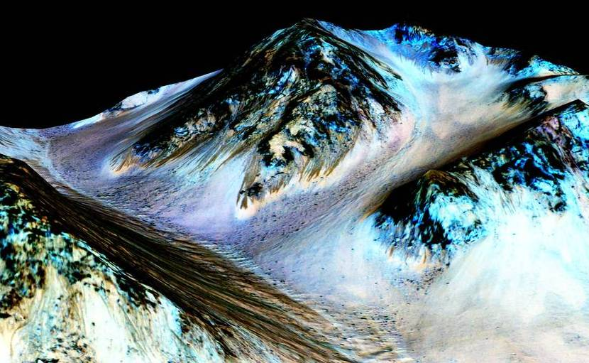 Фото: NASA/JPL/University of Arizona