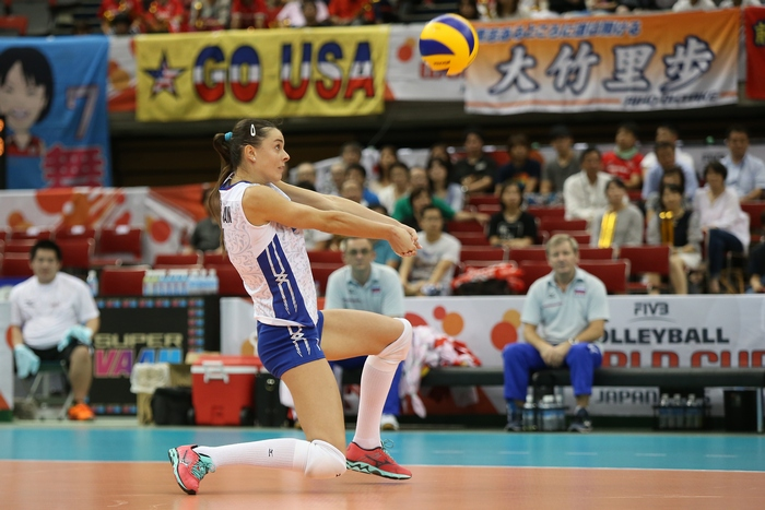Фото: Ken Ishii/Getty Images for FIVB