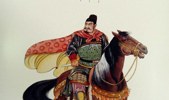 Цзин Кэ ― человек, покушавшийся на жизнь первого императора Китая