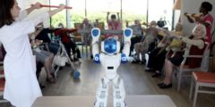 В томских школах появится робот-учитель