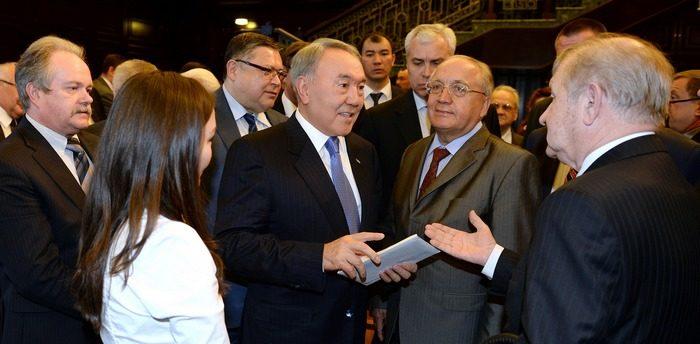 Назарбаев будет участвовать в президентских выборах